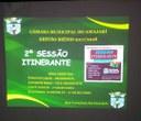 II Sessão Itinerante