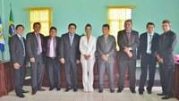 Sessão de Posse dos Vereadores de Amajari 2017